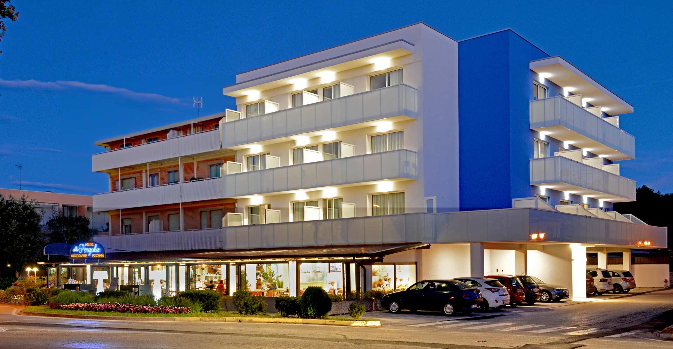 Hotel Alla Pergola Bibione